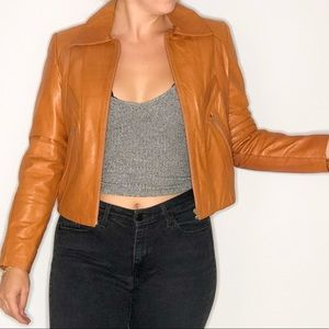 WILSON HOUSE OF SUEDE + LEATHER JACKET